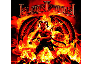Bloodbound - Stormborn (Digipak) (CD)