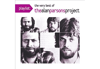 The Alan Parsons Project - Playlist - The Very Best Of The Alan Parsons Project (CD)