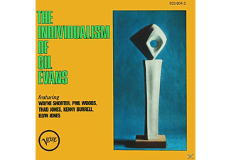 Gil Evans - The Individualism Of Gil Evans - (CD)