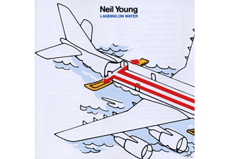 Neil Young - Landing On Water - (CD)
