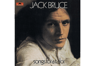 Jack Bruce - Songs For A Taylor - (CD)