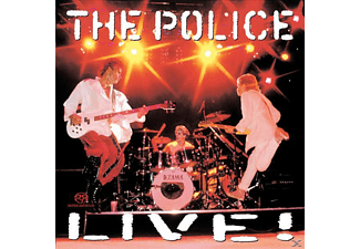 The Police - The Police Live [CD]