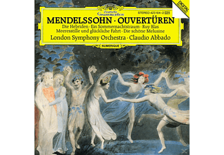 Claudio Abbado, Claudio/lso Abbado - Ouvertüren [CD]