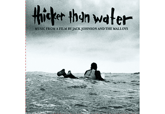Jack Johnson, Jack & The Malloys Ost/johnson - Thicker Than Water - (CD)