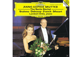 Anne-Sophie Mutter, Anne-sophie Mutter * Lambert Orkis - The Berlin Recital - (CD)