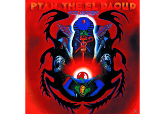 Alice Coltrane - Ptah, The El Daoud - (CD)