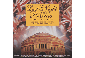 Bbc Concert Orch - Music From The Last Night Of - (CD)