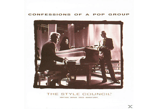 The Style Council - Confessions Of A Pop Group [CD]