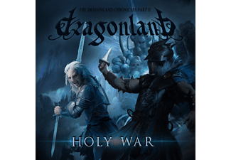 Dragonland - Holy War - Deluxe Edition (CD)