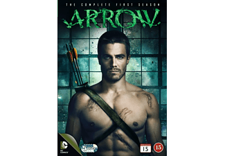 Arrow S1 Action DVD