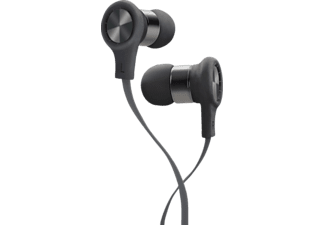 ISY IIE-2000, In-ear Headset, Schwarz