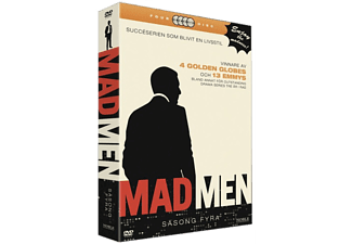 Mad Men S4 Drama DVD