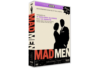 Mad Men S5 Drama DVD