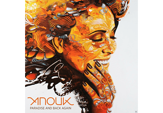 Anouk - Paradise And Back Again - (Vinyl)