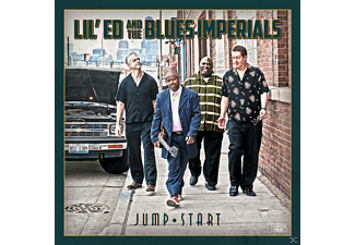Lil' Ed and The Blues Imperials - Jump Start - (CD)