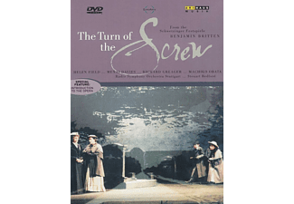 Helen Field, Menat Davies, Richard Creager, Machiko Obata, Stuttgart Radio Symphony Orchestra - The Turn Of The Screw - (DVD)