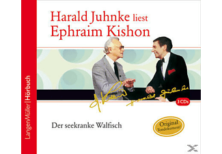 Der seekranke Walfisch - 3 CD - Humor/Satire
