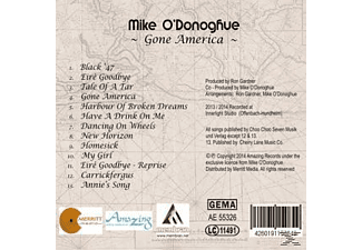 Mike O' Donoghue - Gone America - (CD)