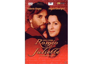 Reoberto Alagna, Angela Gheorghiu, Kühns Mixed Choir, Czech National Opera - Roméo Und Juliette - (DVD)