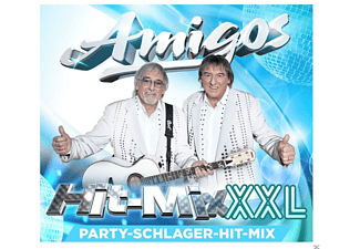Die Amigos - Hit-Mix XXL Party-Schlager-Hit-Mix - (CD)