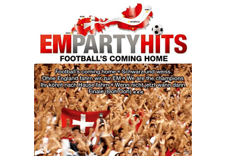 VARIOUS - Em Party Hits: Football's Coming Home - (CD)
