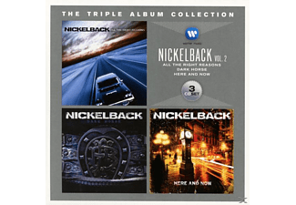 Nickelback - The Triple Album Collection [CD]