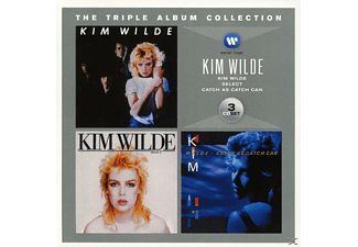 Kim Wilde - The Triple Album Collection [CD]