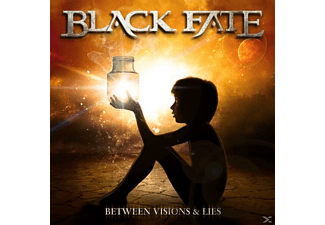 Black Fate - Between Visions & Lies - (CD)