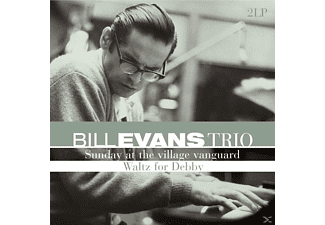 Bill Trio Evans - Sunday At The Village Vanguard/Wa - (Vinyl)