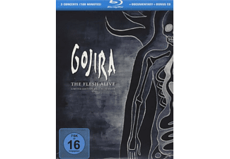 Gojira - The Flesh Alive - (Blu-ray)