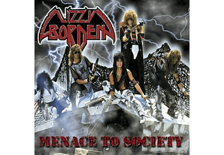 Lizzy Borden - Menace To Society [CD]