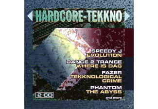VARIOUS - Hardcore-Tekkno [CD]