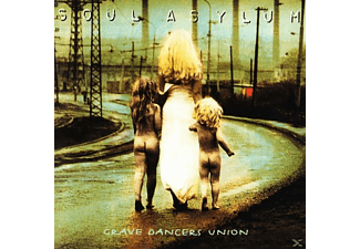 Soul Asylum - Grave Dancer Union - (CD)