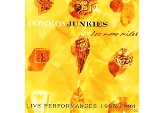 Cowboy Junkies - 200 More Miles [CD]