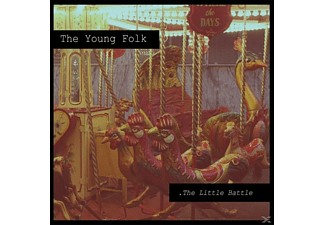 Young Folk - The Little Battle [CD]