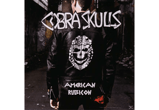 Cobra Skulls - American Rubicon [CD]