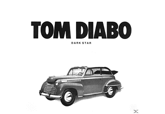 Tom Diabo - Dark Star - (Vinyl)