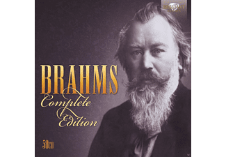 VARIOUS, Various Orchestras - Brahms: Complete Edition - (CD)