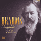 VARIOUS, Various Orchestras - Brahms: Complete Edition [CD] - broschei
