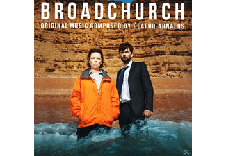 Arnor Dan - Broadchurch [CD]
