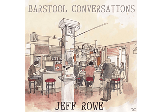 Jeff Rowe - Barstool Conversation - (CD)