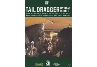 Tail Dragger - Live At Vern's Friendly-Chicago My Head Is Bald - (DVD)