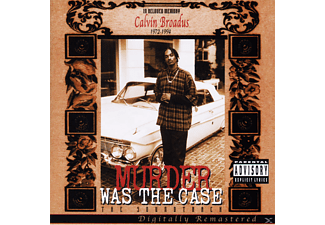 VARIOUS - Murder Was The Case Soundtrack (Explicit) - (CD)