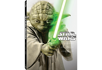 Star Wars Prequel Trilogy Science Fiction DVD