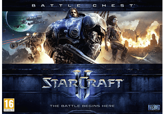 Starcraft II: Battlechest | PC