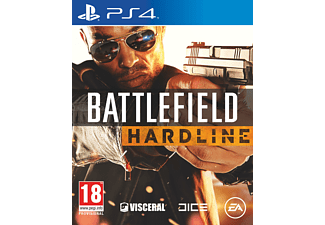 Battlefield Hardline FR PS4