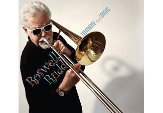 Roswell Rudd - Trombone For Lovers - (CD)