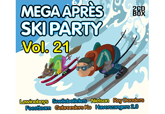 Various - Mega Apres Ski Party Vol.21 | CD
