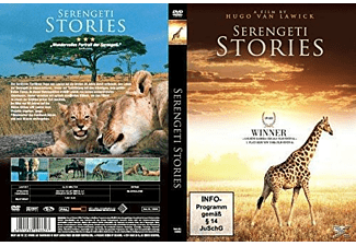 Serengeti Stories - (DVD)