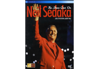 Neil Sedaka - The Show Goes On - Live At The Royal Albert Hall [DVD]
